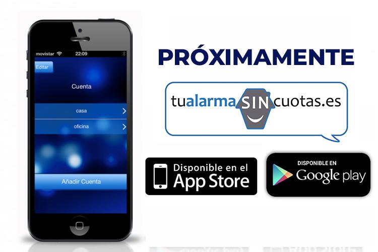 Próximamente… La aplicación para Iphone y Android