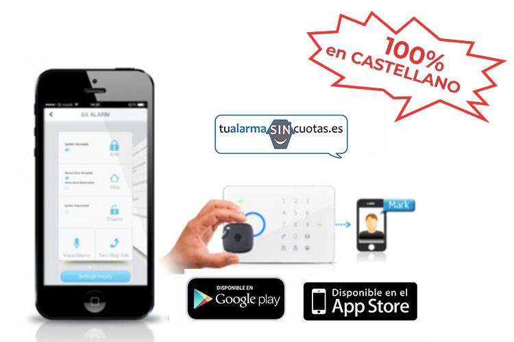Nuevas APPS de Android/Iphone totalmente en castellano