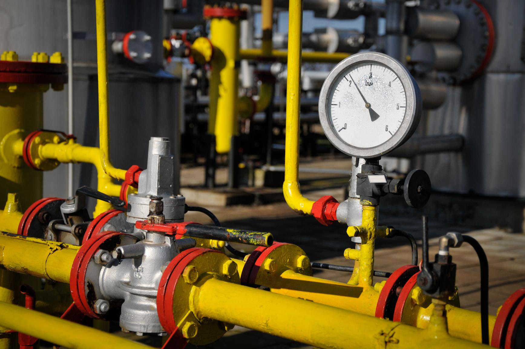Medidas para la detección de fugas de gas