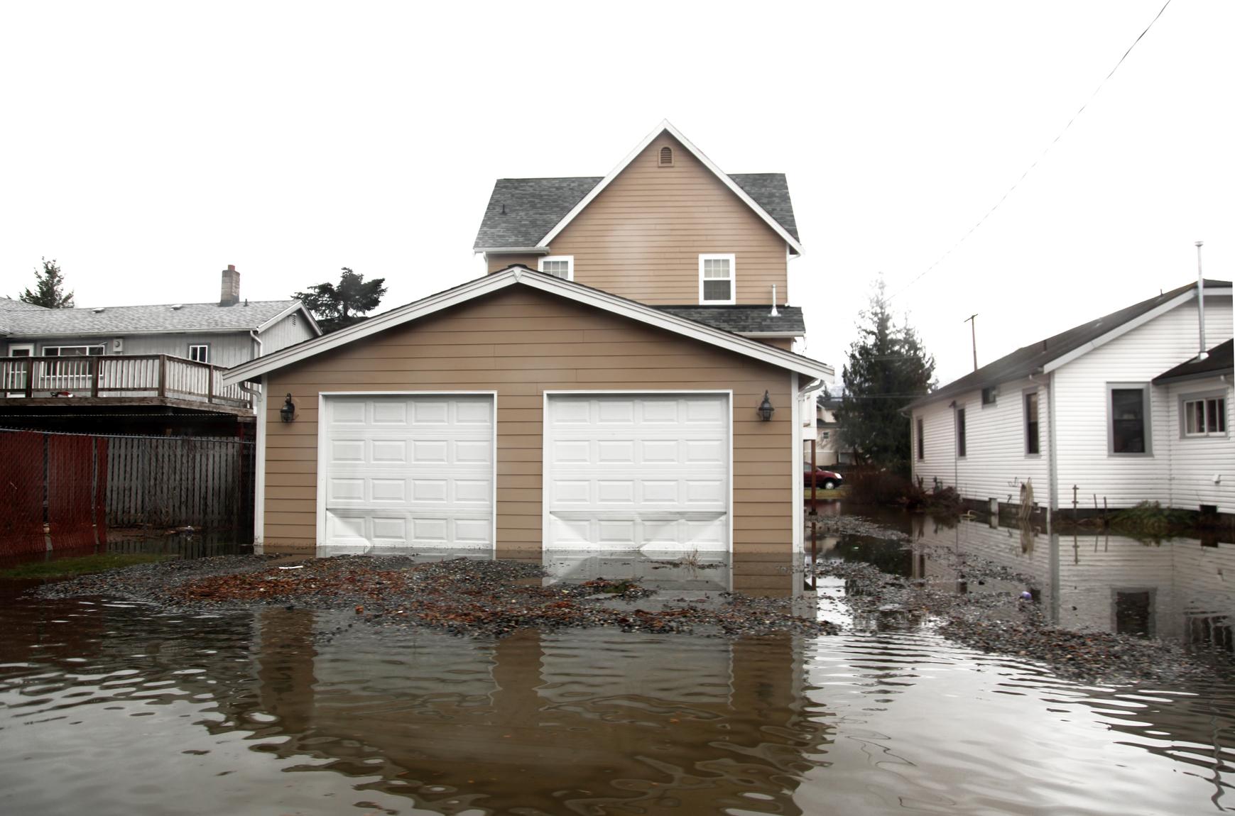 Adiós al riesgo de inundación