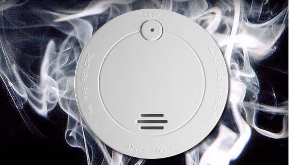 Aumenta la seguridad de tu hogar o negocio con detectores de humo