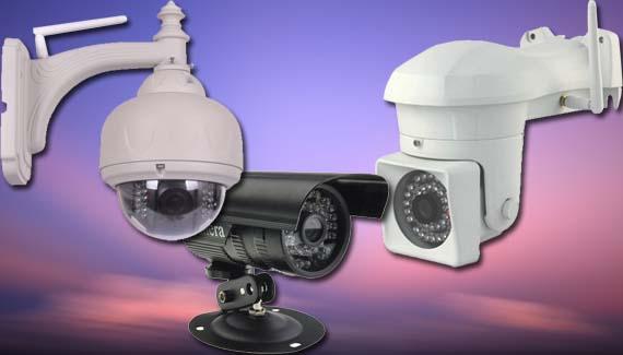 Cámaras IP, solución de seguridad para el hogar o negocio