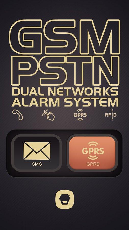 Novedad 2015: alarma SIN cuotas TASC-B11 DUAL (línea Fija+GSM+GPRS)