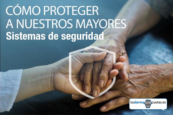 Cómo proteger a nuestros mayores. Los mejores sistemas de seguridad para personas mayores