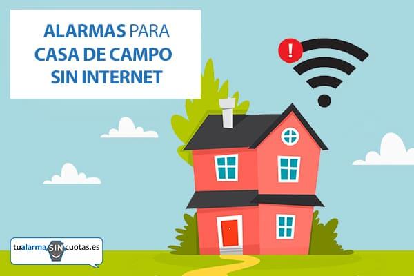 Alarmas campo sin wifi - Tu Alarma Sin Cuotas