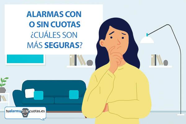 Alarmas con o sin cuotas - Tu Alarma Sin Cuotas