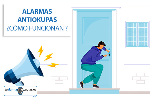 Alarmas antiokupas - Tu Alarma Sin Cuotas