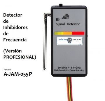 Detector de inhibidores profesional