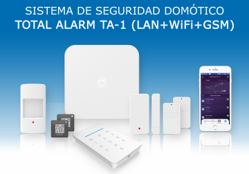 Kit alarma Total Alarm TA-1