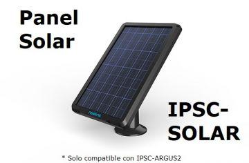 Panel Solar para IPSC-Argus2