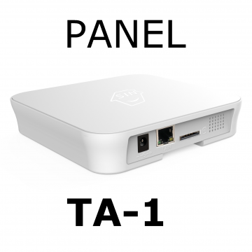 Alarma SIN cuotas Domótica TA-1 (WiFi / LAN / GSM) (SOLO panel)
