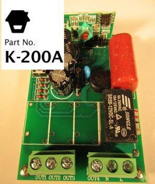 Relé K-200A