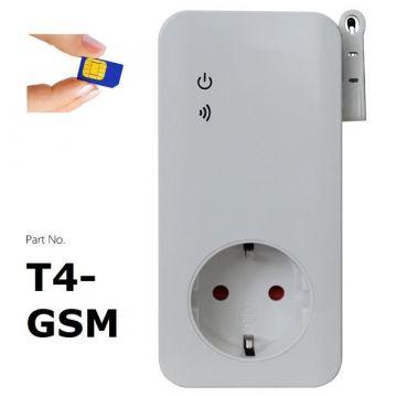 Enchufe T4-GSM