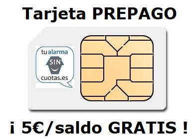 Tarjeta SIM gratis con tu SOS-COM3