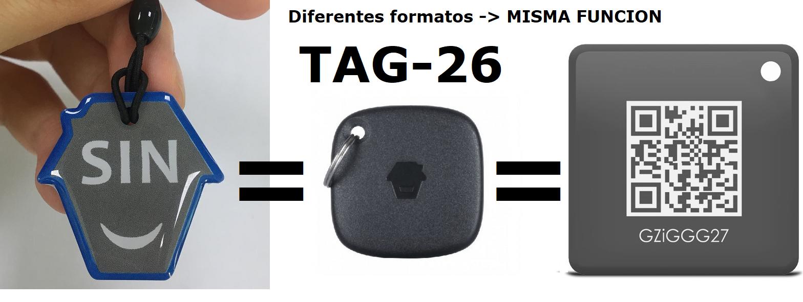 Diferentes formatos=funcionalidad
