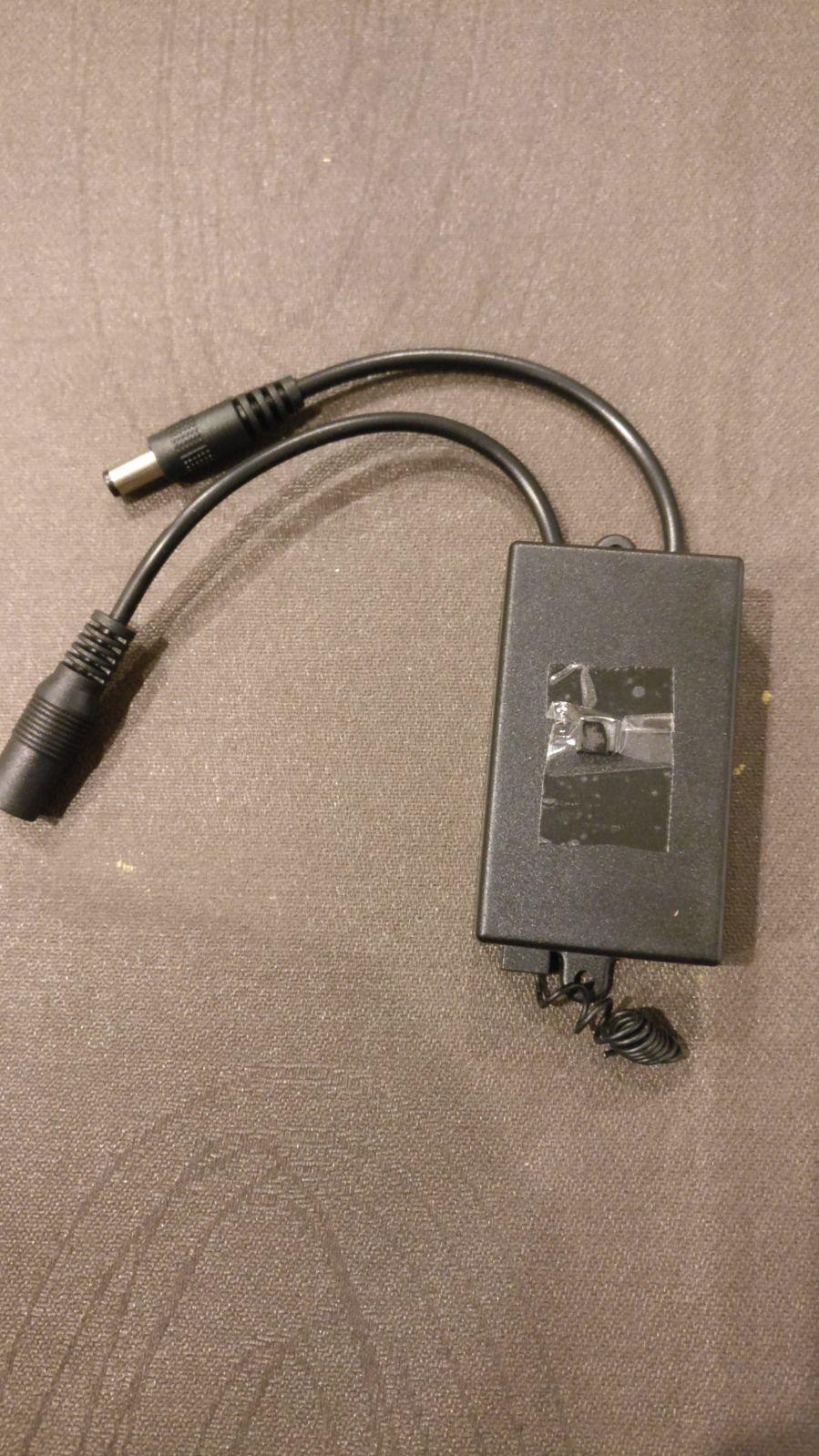 Relé 12V conectado