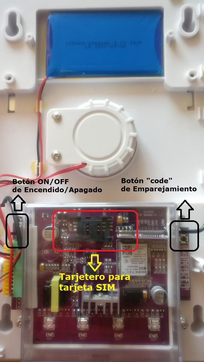 Interior TASC-Solar