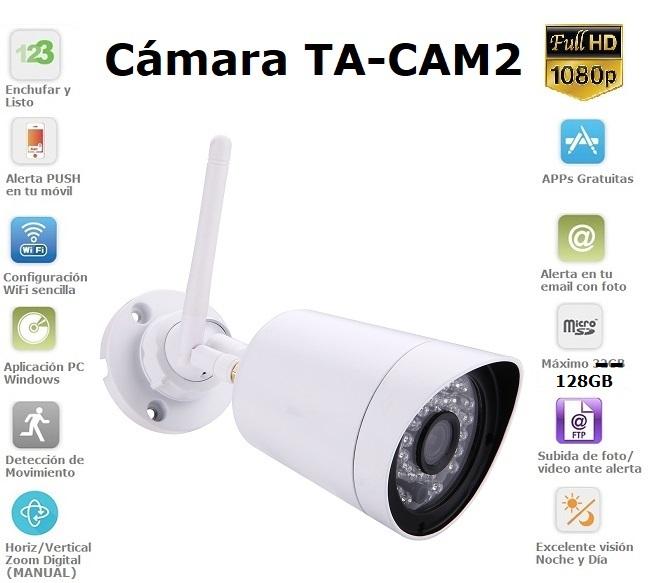 Características TA-CAM2