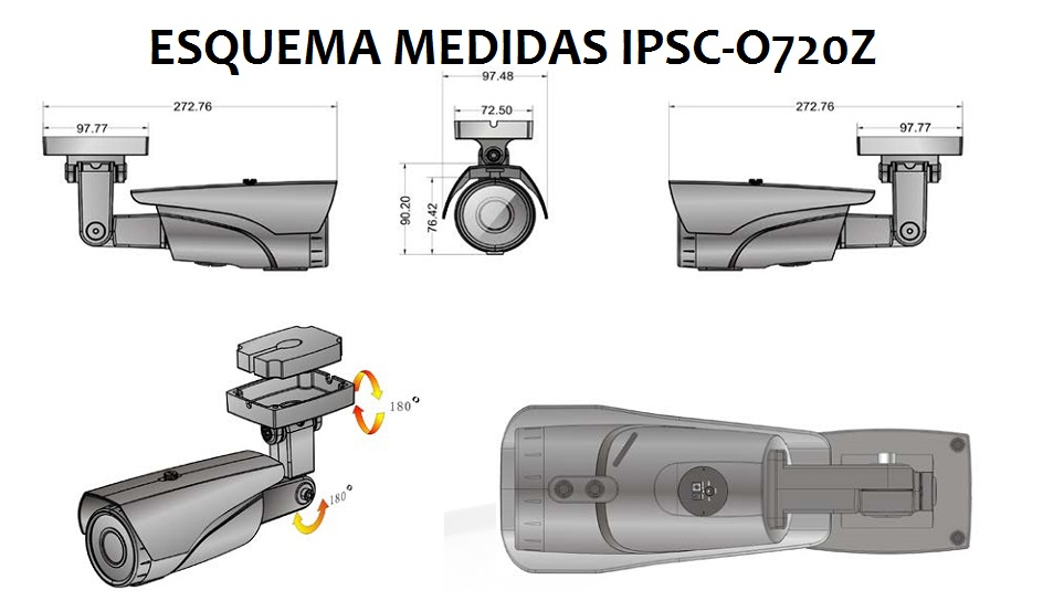 medidas ipsc-o720z