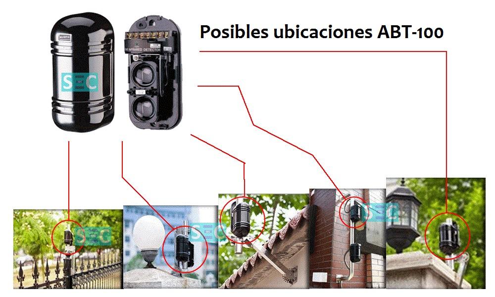 detector-infrarrojos-haz-multiple